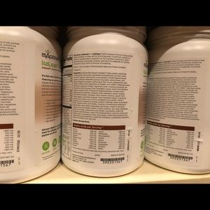 Other - Isagenix chocolate shake